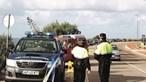 Condutor parte nariz a polícia municipal durante fiscalização em Cascais