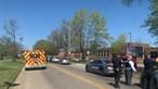 Vários feridos em tiroteio numa escola em Knoxville, no estado norte-americano do Tenessee