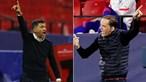 Insultos em campo no final do Chelsea-FC Porto. Saiba o que disse Tüchel a Sérgio Conceição