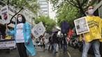 Mais de dois mil precários por contratar levam a protesto em Lisboa