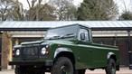 Carro funerário de Príncipe Filipe é um Land Rover personalizado por si próprio durante 16 anos