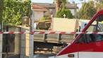 Trabalhador morre após queda de muro em Vila Nova de Gaia