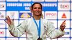 Telma Monteiro recebe medalha de mérito desportivo