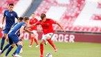 Benfica 0-1 Gil Vicente | Visitantes inauguram marcador com golo de Antoine Leautey