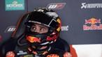 Miguel Oliveira foi até ao fim do MotoGP de Portugal 'por respeito aos fãs portugueses'
