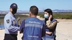 Pandemia faz aumentar incidentes junto ao mar