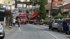 Atropelamento faz um ferido grave na EN308 em Viana do Castelo