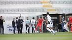 Darwin faz o segundo golo para as águias no recomeço da partida