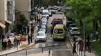 Dois esfaqueados em tentativa de assalto na Amadora