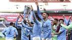 Manchester City vence Tottenham e conquista Taça da Liga inglesa