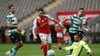Sporting igualou o seu recorde de 29 jogos seguidos sem perder na I Liga