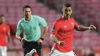 Chiquinho ganha espaço no onze do Benfica