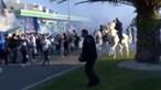 Autoridades obrigadas a intervir durante protestos de adeptos portistas contra arbitragens