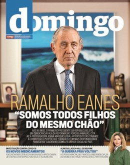 Revista Domingo desta semana (18/04/2021)