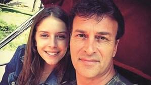"""Tony Carreira sobre morte de Sara: """"A vida não tem sentido depois da perda de uma filha"""""""