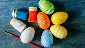 Caça aos ovos, pinturas e corridas com colheres: Páscoa também é tempo para brincar