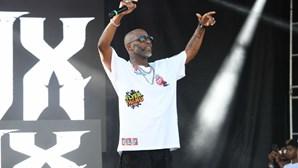 Morreu o rapper DMX. Músico de 50 anos estava internado em estado vegetativo