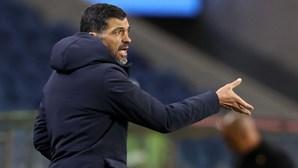 """""""Este jogo é uma final para nós"""", diz Sérgio Conceição sobre o jogo contra o Tondela"""