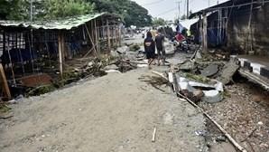 Entre danos e o voluntarismo, portugueses também foram afetados pelas cheias em Díli