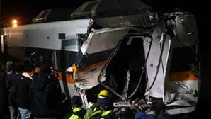 Dono de camião que causou acidente ferroviário em Taiwan pede desculpa