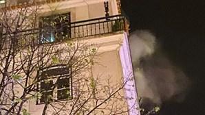 Fogo em hostel de Lisboa fere nove turistas
