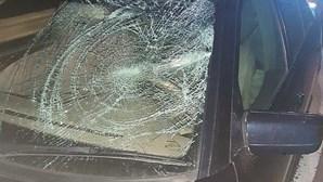 Três jovens ciclistas atropelados por carro em São Brás de Alportel