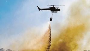Homem causa dez incêndios em Oliveira do Bairro para ver helicópteros
