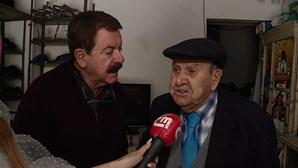 Morreu o pai de Quim Barreiros. Tinha 102 anos