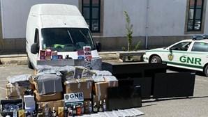 GNR recupera 129 mil de euros em material furtado nos distritos do Porto e de Braga