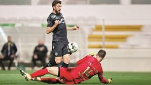 Paulinho pronto para assumir liderança do ataque de Sporting