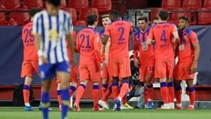 FC Porto derrotado pelo Chelsea por 2-0 na primeira mão complica contas na Liga dos Campeões