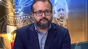 """Vítor Pinto: """"Há sempre um árbitro esloveno à mão de semear"""""""