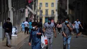 Seis mortos e 566 infetados por coronavírus nas últimas 24 horas em Portugal