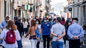 Seis mortos e 601 infetados por coronavírus nas últimas 24 horas em Portugal