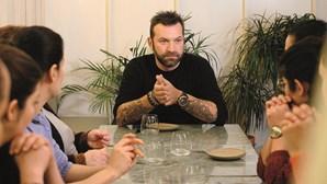 Chef Ljubomir Stanisic faz acerto de contas com Cristina Ferreira