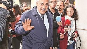 Provas da acusação do caso Marquês validadas 113 vezes
