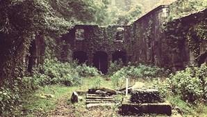 Mais antigo convento de Viana do Castelo em ruína