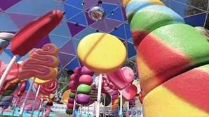 """""""Sugar Rush"""", um parque temático para os mais gulosos"""