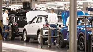 Autoeuropa suspende produção entre 18 e 27 de junho devido a falta de componentes