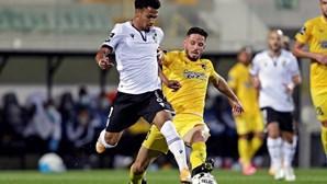 Portimonense dominador vence jogo frente ao Vitória de Guimarães