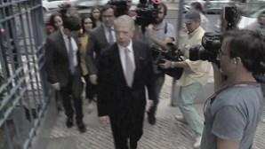 José Sócrates, Santos Silva, Salgado, Vara e João Perna vão a julgamento no caso Marquês