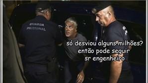 Multiplicam-se as críticas, com humor, ao caso Marquês após Ivo Rosa fazer deixar cair 25 crimes de Sócrates