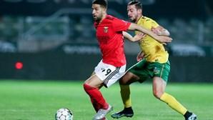 Benfica vence Paços de Ferreira com 'mão cheia' de golos na Mata Real