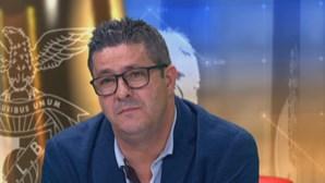 """Fernando Mendes: """"O patinho feio está a ser o melhor do Benfica"""""""