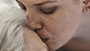 A saudade de um beijo em tempo de pandemia