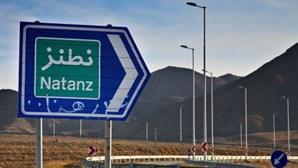 """Falha elétrica nas instalações nucleares de Natanz suspeita de ser """"sabotagem"""""""