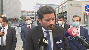 """André Ventura diz que juiz Ivo Rosa disse """"coisas inacreditáveis"""" na decisão instrutória do caso Marquês"""