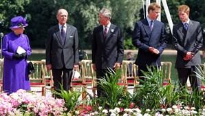 """Funeral de Filipe é """"oportunidade ideal"""" para resolver conflitos na família real britânica"""
