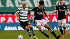 Sporting 'escorrega' com Famalicão e soma segundo empate consecutivo no campeonato