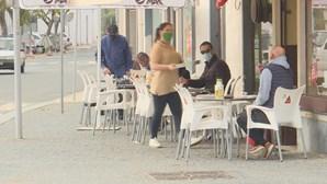 Empresários de Grândola não compreendem o encerramento das esplanadas às 13h00 durante o fim de semana